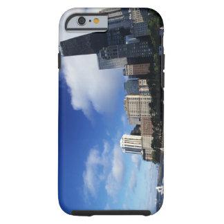 USA, Chicago, Illinois, Oak Street Beach and Tough iPhone 6 Case