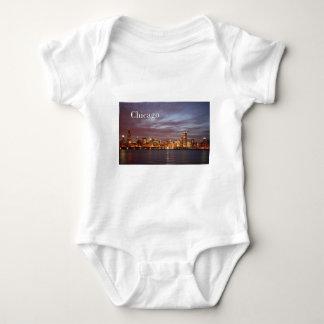 USA Chicago St.K) Baby Bodysuit