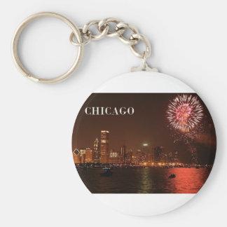 USA Chicago (St.K) Key Ring