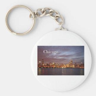 USA Chicago St.K) Key Ring