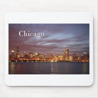 USA Chicago St.K) Mouse Mat