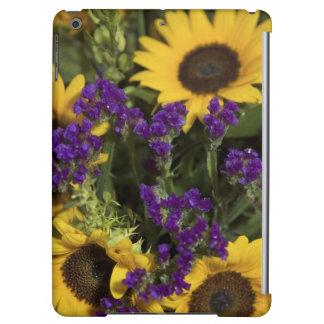 USA, close-up of bridal flower arrangement,
