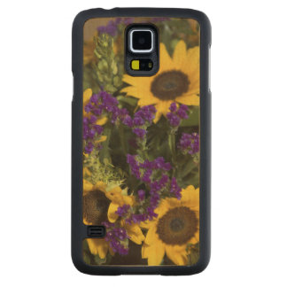 USA, close-up of bridal flower arrangement, Maple Galaxy S5 Slim Case