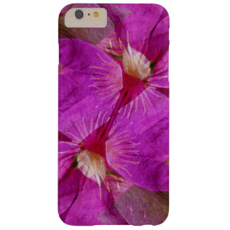 USA, Colorado, Boulder. Clematis flower montage Barely There iPhone 6 Plus Case