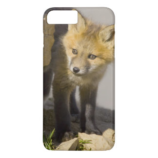 USA, Colorado, Breckenridge. Curious young red iPhone 8 Plus/7 Plus Case