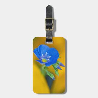 USA, Colorado. Close-up of cranesbill geranium Luggage Tag