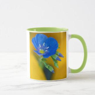 USA, Colorado. Close-up of cranesbill geranium Mug