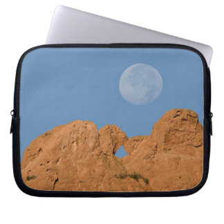 USA, Colorado, Colorado Springs, Garden of the 2 Laptop Sleeve