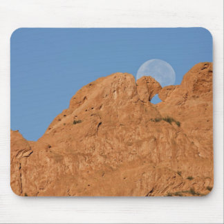USA, Colorado, Colorado Springs, Garden of the Mouse Mat