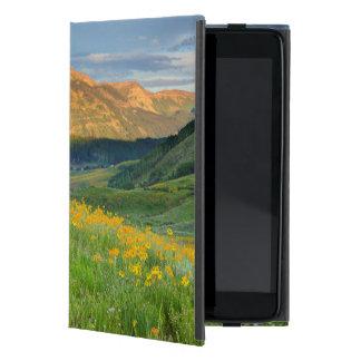USA, Colorado, Crested Butte. Landscape 3 iPad Mini Case