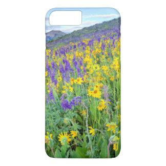 USA, Colorado, Crested Butte. Landscape iPhone 8 Plus/7 Plus Case