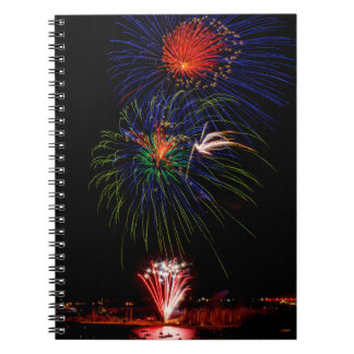 USA, Colorado, Frisco, Dillon Reservoir Notebooks