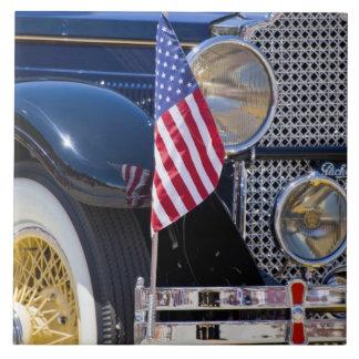 USA, Colorado, Frisco. Vintage Packard auto Tile