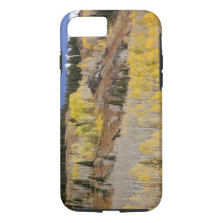 USA, Colorado, Gunnison National Forest, along iPhone 8/7 Case