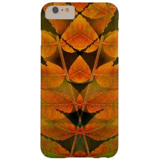 USA, Colorado, Lafayette. Autumn sumac montage Barely There iPhone 6 Plus Case
