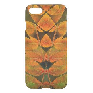 USA, Colorado, Lafayette. Autumn sumac montage iPhone 8/7 Case