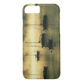 USA, Colorado, Lake Dillon.  The early morning iPhone 7 Case