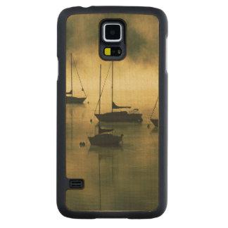 USA, Colorado, Lake Dillon.  The early morning Maple Galaxy S5 Slim Case