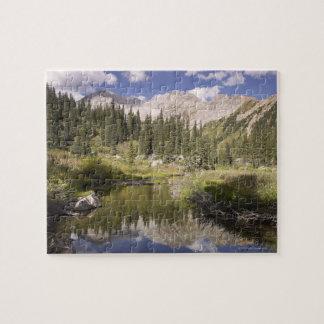 USA, Colorado, Lake Geneva Jigsaw Puzzle