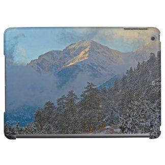 USA, Colorado, Mountains In Estes Park Case For iPad Air