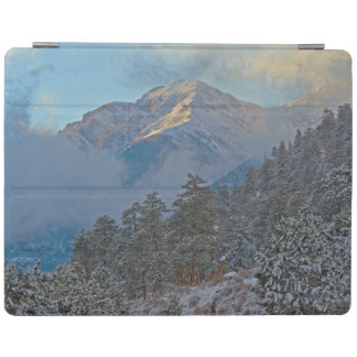 USA, Colorado, Mountains In Estes Park iPad Cover