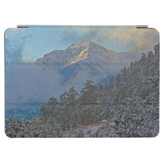 USA, Colorado, Mountains In Estes Park iPad Air Cover