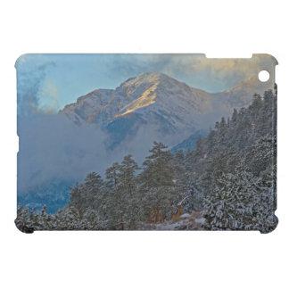 USA, Colorado, Mountains In Estes Park iPad Mini Cover