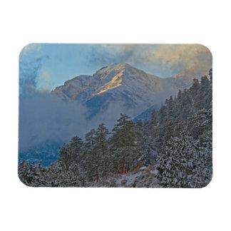 USA, Colorado, Mountains In Estes Park Magnets