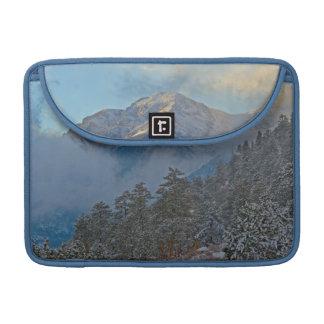 USA, Colorado, Mountains In Estes Park Sleeve For MacBook Pro