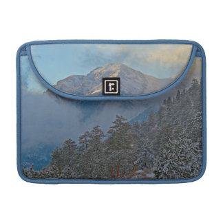 USA, Colorado, Mountains In Estes Park Sleeve For MacBooks