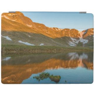 USA, Colorado, Mt. Evans. Summit Lake Reflection iPad Cover