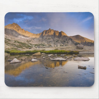 USA, Colorado, Rocky Mountain NP.  Storm clouds Mouse Mat