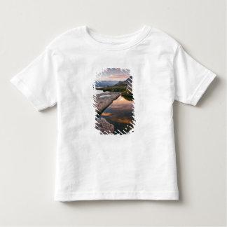 USA, Colorado, Rocky Mountain NP.  Sunrise in Toddler T-Shirt