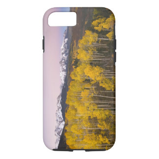 USA, Colorado, Rocky Mountains.  Dawn in the San iPhone 8/7 Case
