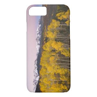 USA, Colorado, Rocky Mountains.  Dawn in the San iPhone 8/7 Case