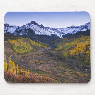 USA, Colorado, Rocky Mountains, San Juan Mouse Mat