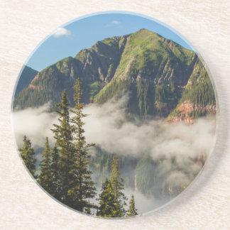 USA, Colorado, San Juan Mountains. Clearing Coaster