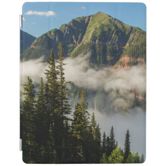USA, Colorado, San Juan Mountains. Clearing iPad Cover