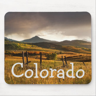 USA, Colorado, San Juan Mountains Mouse Mat