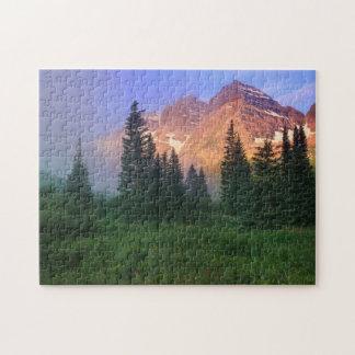 USA, Colorado, Snowmass Wilderness Jigsaw Puzzle