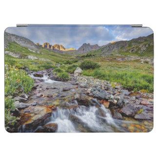 USA, Colorado. Sunrise On Stream 2 iPad Air Cover