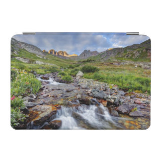 USA, Colorado. Sunrise On Stream 2 iPad Mini Cover