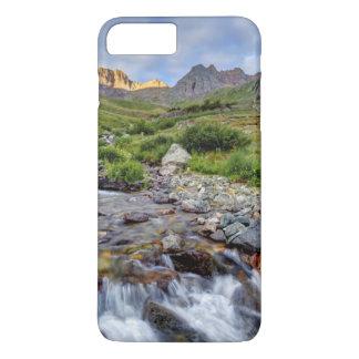 USA, Colorado. Sunrise On Stream 2 iPhone 8 Plus/7 Plus Case