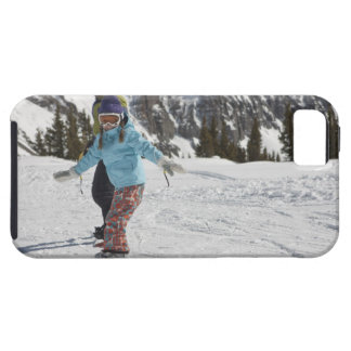 USA, Colorado, Telluride, Father and daughter 2 Case For The iPhone 5