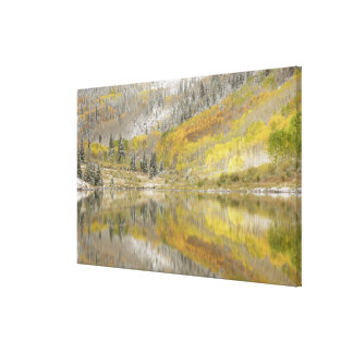 USA, Colorado, White River National Forest, 2 Canvas Print