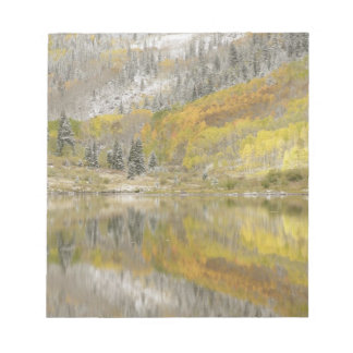 USA, Colorado, White River National Forest, 2 Notepad