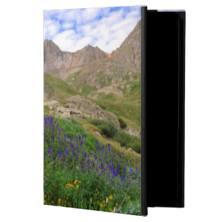 USA, Colorado. Wildflowers In American Basin Case For iPad Air