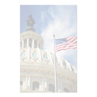 USA, Columbia, Washington DC, Capitol Building Stationery