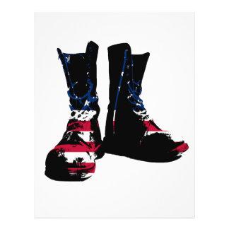 USA Combat Boots Flyer