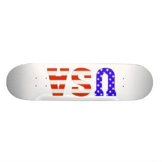 USA Customize me! Skateboard